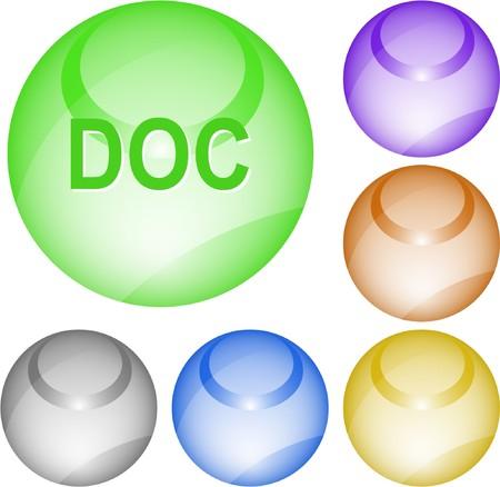 descriptor: Doc. interface element. Illustration