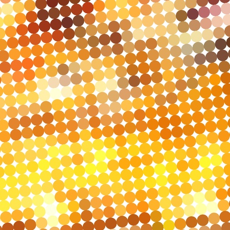Abstract vector dots background photo