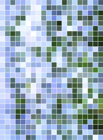 Abstract vector dots background Stock Photo - 8919906