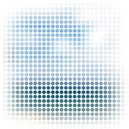 Dots abstract vector background Stock Photo - 10385974