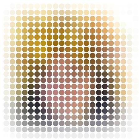 Abstract vector mosaic Stock Photo - 10385973