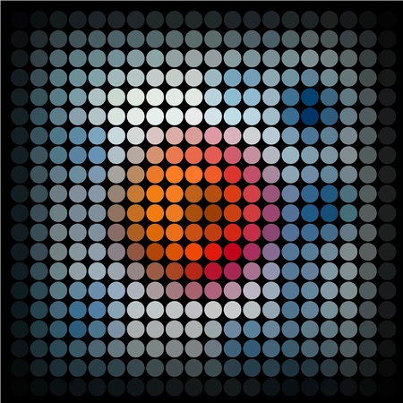 Abstract vector background Stock Photo - 10385975