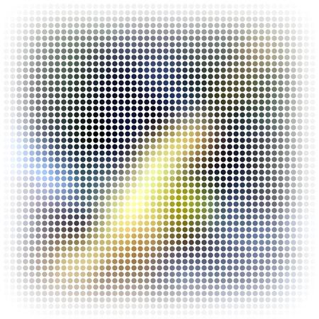 Mosaic background. Abstract illustration. Stock Illustration - 10502656