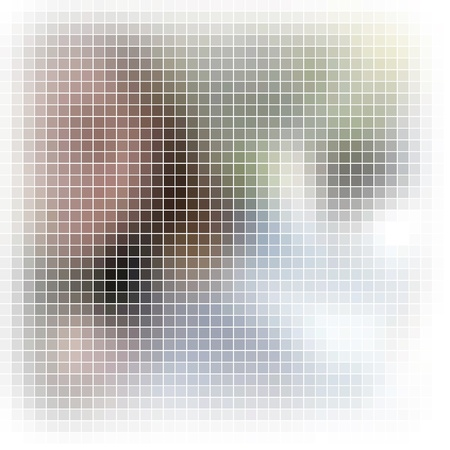 Abstract vector mosaic Stock Photo - 10569710