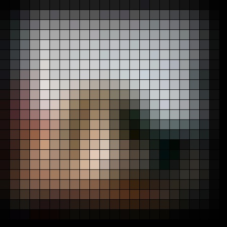 Design background. Abstract vector illustration. Stock Illustration - 10569703