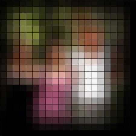 illustration. Abstract texture. Stock Illustration - 10601048