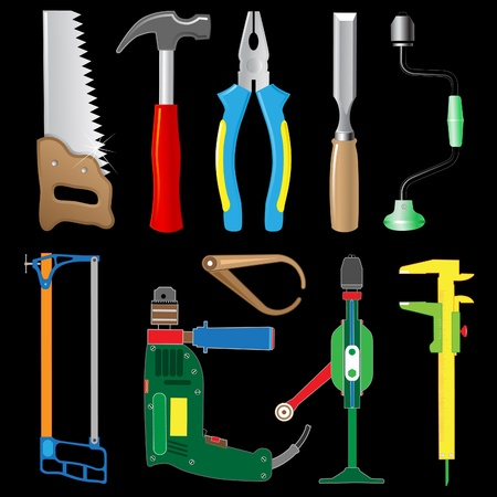 icons of tools photo