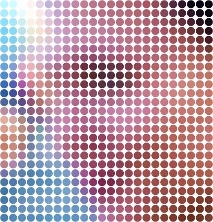 Mosaic background. Abstract vector illustration. Stock Illustration - 15537008