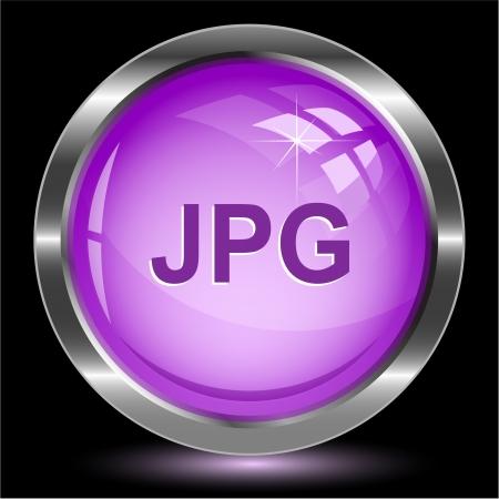 descriptor: Jpg. Internet button.