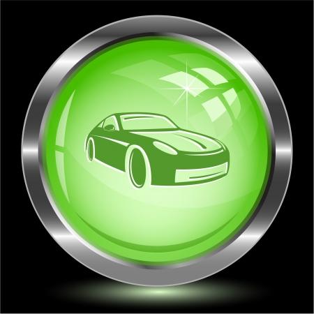 Car Internet button photo