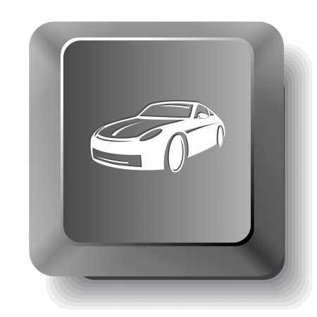 Car  Vector computer key  photo
