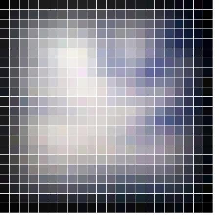 Abstract vector mosaic Stock Photo - 17216461