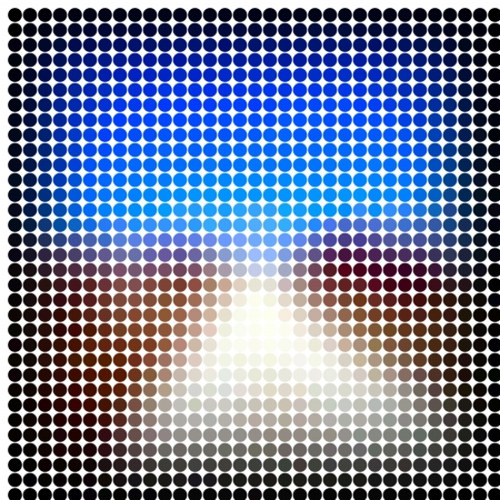 Abstract vector mosaic Stock Photo - 17345216