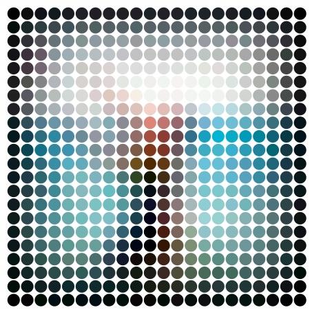Vector illustration. Abstract texture. Stock Illustration - 17619715