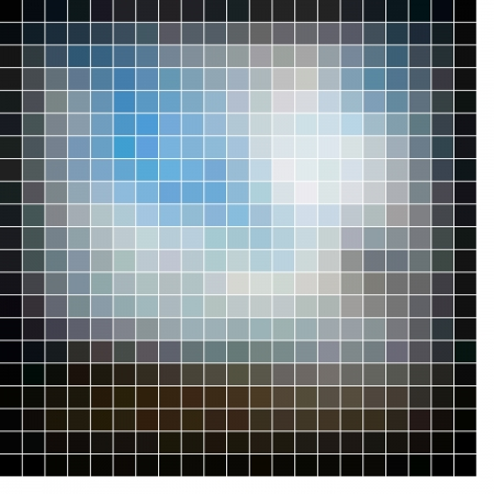 Dots abstract vector background Stock Photo - 17833546