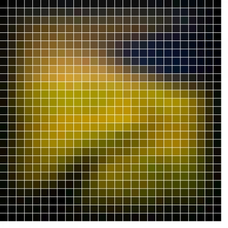 Abstract vector mosaic Stock Photo - 18590900