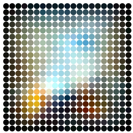 Abstract vector mosaic Stock Photo - 18590944