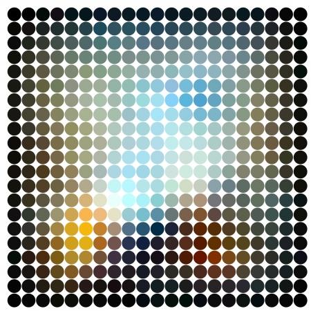 Abstract vector mosaic Stock Photo - 18590944