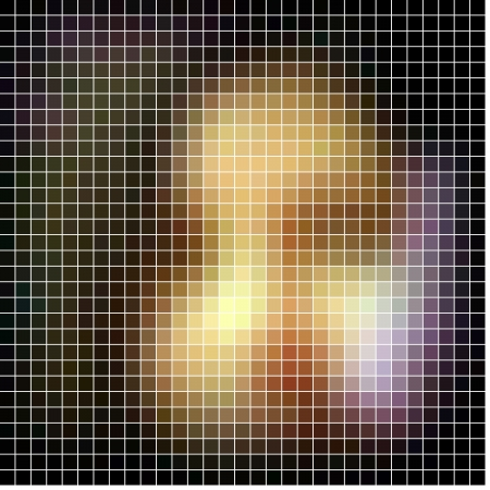 Abstract vector mosaic Stock Photo - 19019121