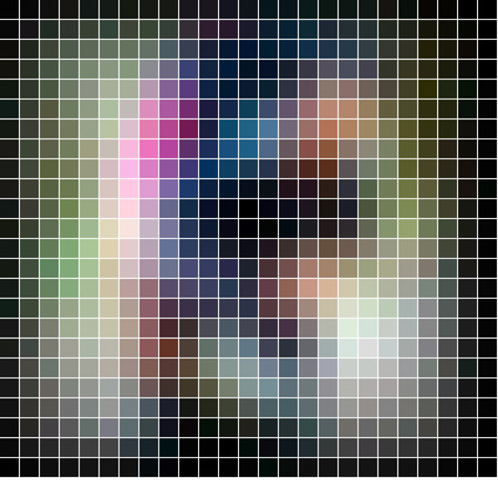 Dots abstract vector background Vector