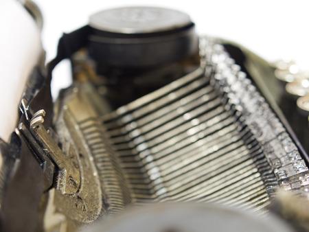 prosa: La macchina da scrivere che � stato usato nel secolo scorso