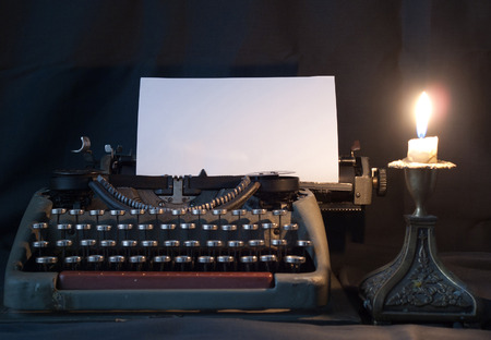 prose: The typewriter that has been used in the last century