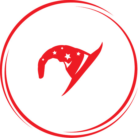 astrologer\'s hat - Internet button