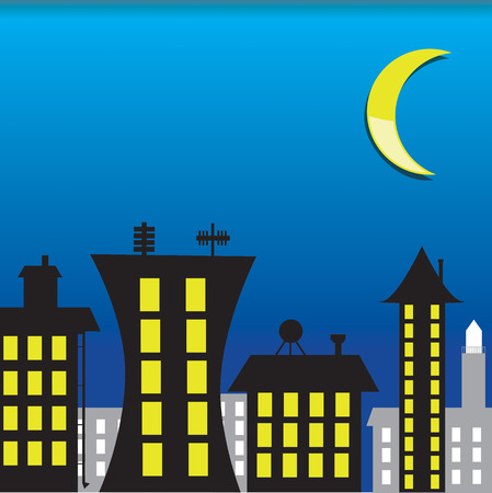 character traits: night city, home and month