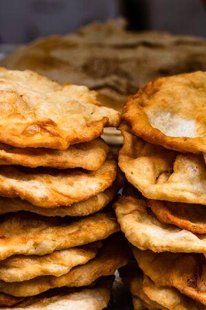 Homemade traditional Hungarian dish named