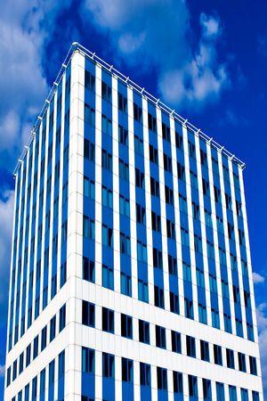 erect: New skyscraper business centre in moscow, Russia