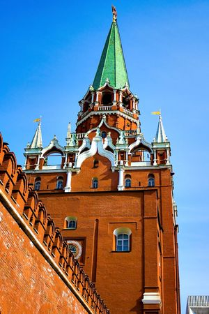 Dome on Red square, Moscow, Russia Stock Photo - 4999122
