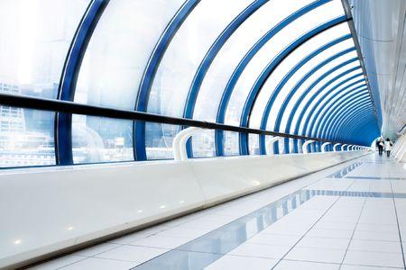 beautiful corridor in a modern hotel Stock Photo - 5452206