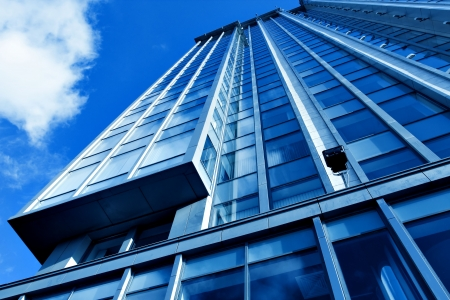 New modern skyscrapers of downtown Stock Photo - 5792312