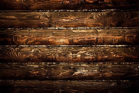 floor level: dark wood texture