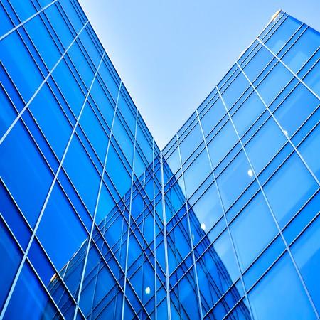 modern glass business center photo