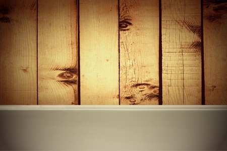 Grungy stone and wood interior Stock Photo - 6959967