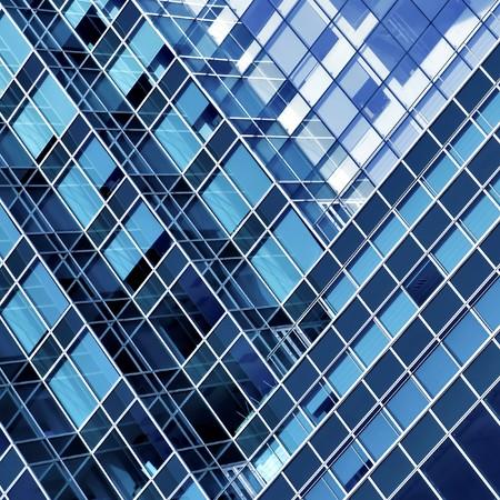 Square Side im Business-Center Bereich des  Standard-Bild - 7067066