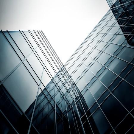 neues Bürogebäude im Businesscenter Standard-Bild