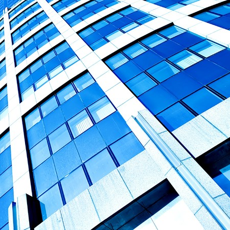 huge business building Stock Photo - 7425825