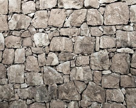 muro rotto: Sfondo della trama di muro di pietra