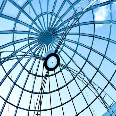 limpid round ceiling photo