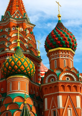 The Cathedral of Saint Basil the Blessed photo