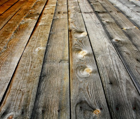wooden floor closeup
