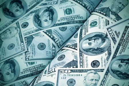magazine of dollars money