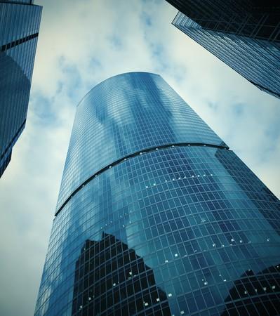 Business-Wolkenkratzer der Innenstadt