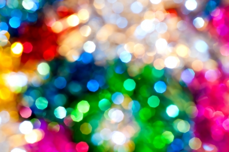 octahedral: Beautiful Christmas background Stock Photo