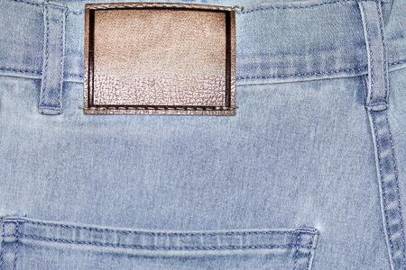 shabby jeans pocket photo