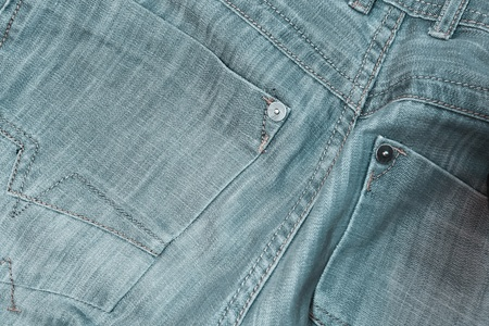blue jeans business background photo
