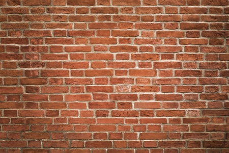 pared rota: textura de pared de ladrillo sucio