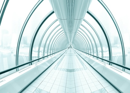 contemporary airport interior Stock Photo - 10216946